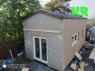 Prodej, dřevostavba na klíč  2+kk, 25m2, Hlinsko